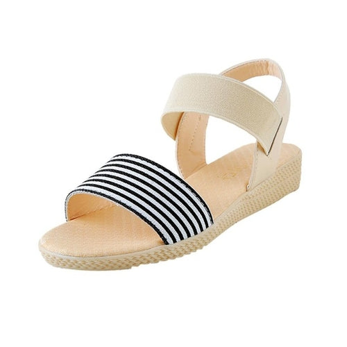 Fashion Women Flats Summer Hot Sale Sandals Female