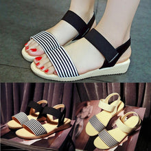 Load image into Gallery viewer, Fashion Women Flats Summer Hot Sale Sandals Female
