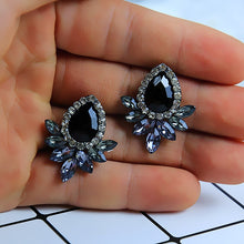 Load image into Gallery viewer, Multi Color Stud Earrings  -  Available in more styles