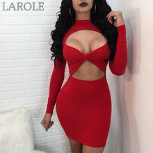 Load image into Gallery viewer, Strapless Club Party Bodycon  Bandage Dress