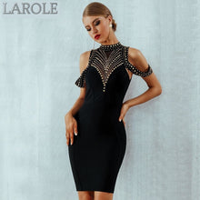 Load image into Gallery viewer, Beads BodyconCelebrity Evening Party Dresses