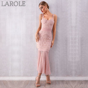 Sexy Sleeveless Spaghetti Strap Club Dress Elegant Celebrity Party Runway Maxi  Dress