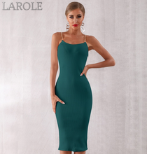 Load image into Gallery viewer, Sexy Chain Spaghetti Strap Evening  Dresses = More Colors Are Available