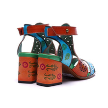 Load image into Gallery viewer, Ethnic Style GenuineLeather Sandals