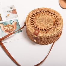 Load image into Gallery viewer, Bali Vintage Handmade Crossbody Bohemian Shoulder bag- Available in 21 more styles