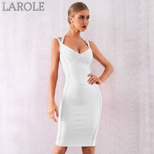 Load image into Gallery viewer, Halter V Neck Spaghetti Strap Evening Cocktail Party Dress - Available in more colors