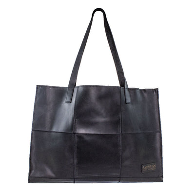 The Gianna Black Tote