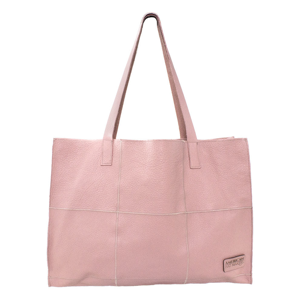The Gianna Pink Tote