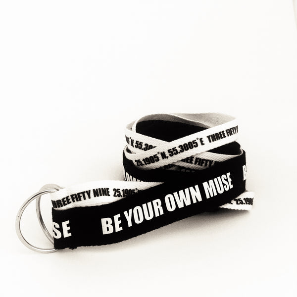 Be your own muse & coordinates duo belt