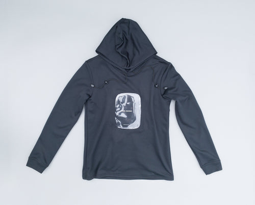 Living Content: Body Window Hoodie