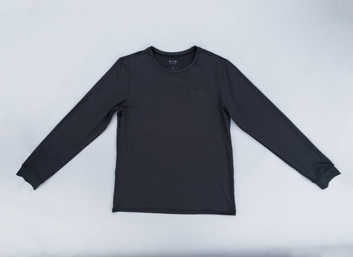 Timur Si-Qin: New Peace Standard-Meridian Long Sleeve T-shirt 2019