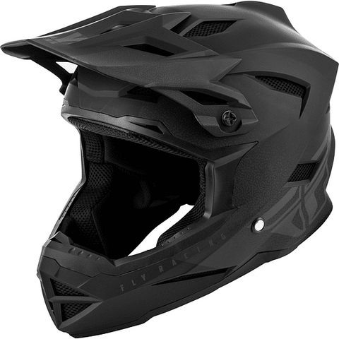 Casco Fly Default Dither Black Adulto