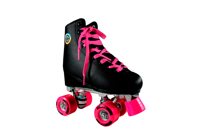 Patin Artí­stico Black Pink