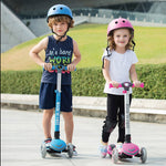 Scooter Infantil Kick and roll - ROJO