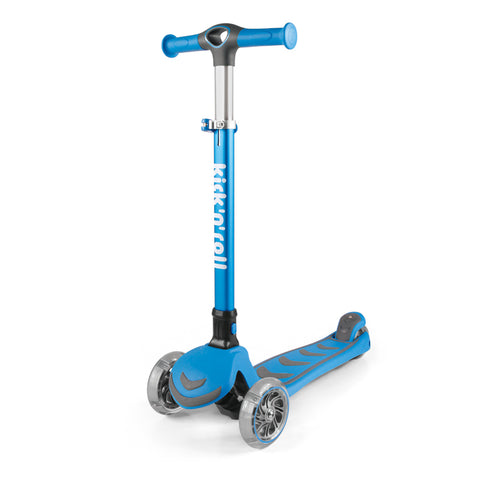 Scooter Infantil Kick and roll - AZUL