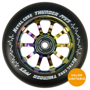 Rueda THUNDER 120MM