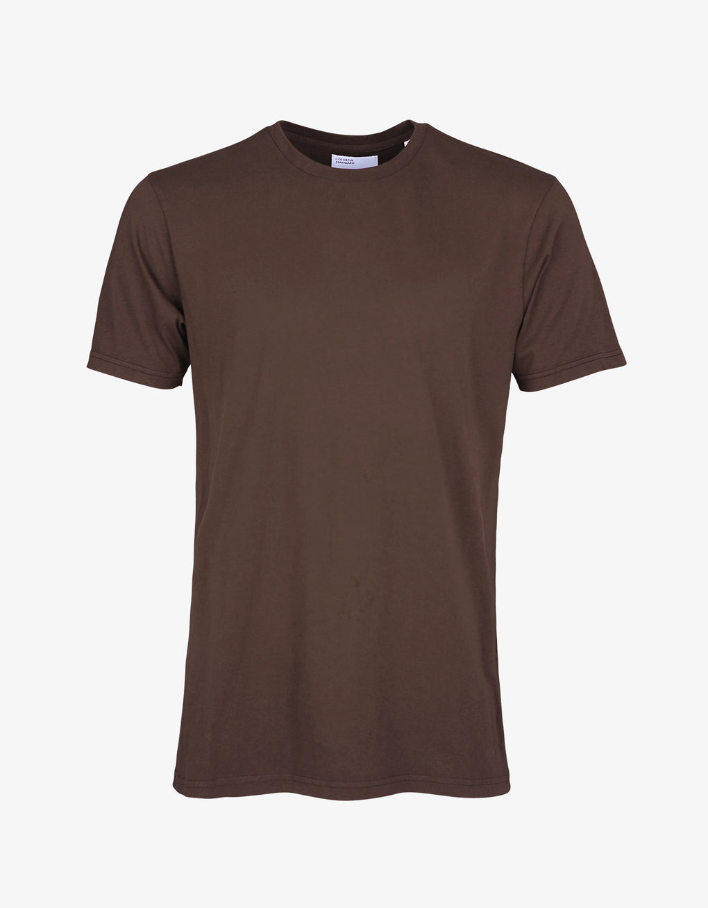 Colorful Standard Classic Organic Tee T-shirt Coffee Brown