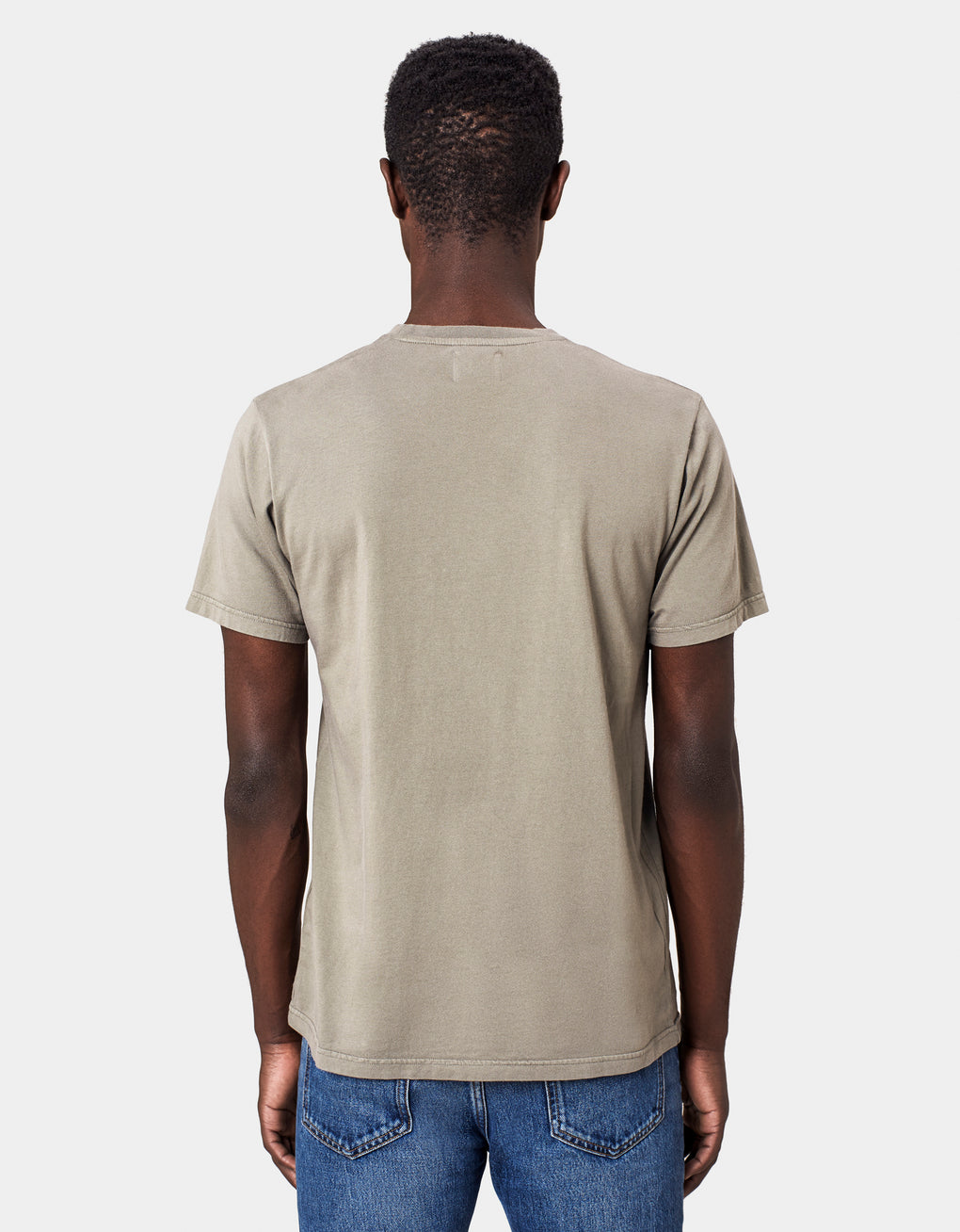 Colorful Standard Classic Organic Tee T-shirt Heather Grey