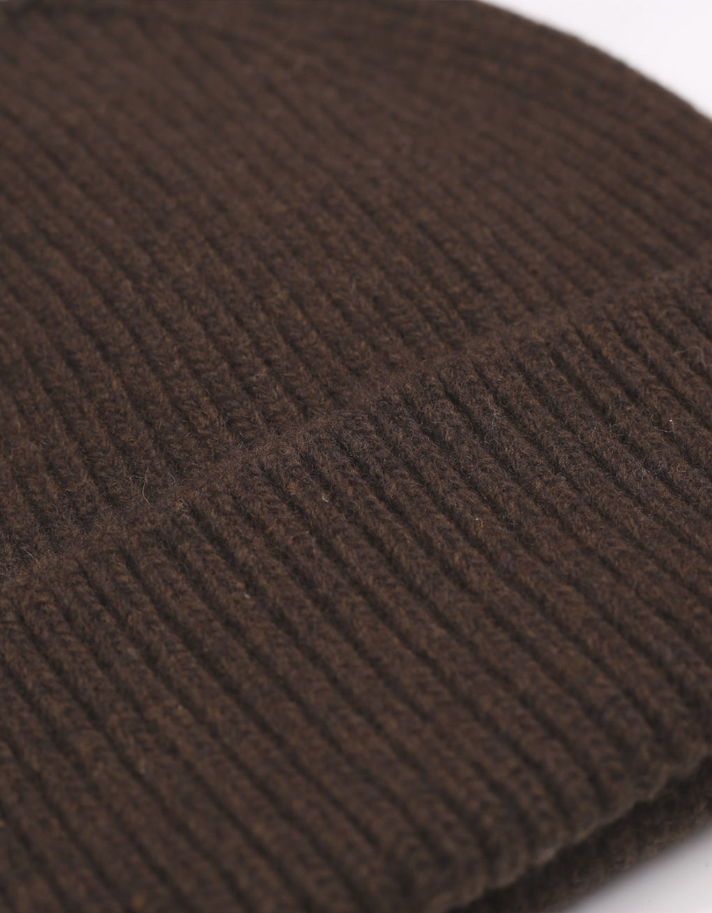 Colorful Standard Merino Wool Beanie Beanie Coffee Brown