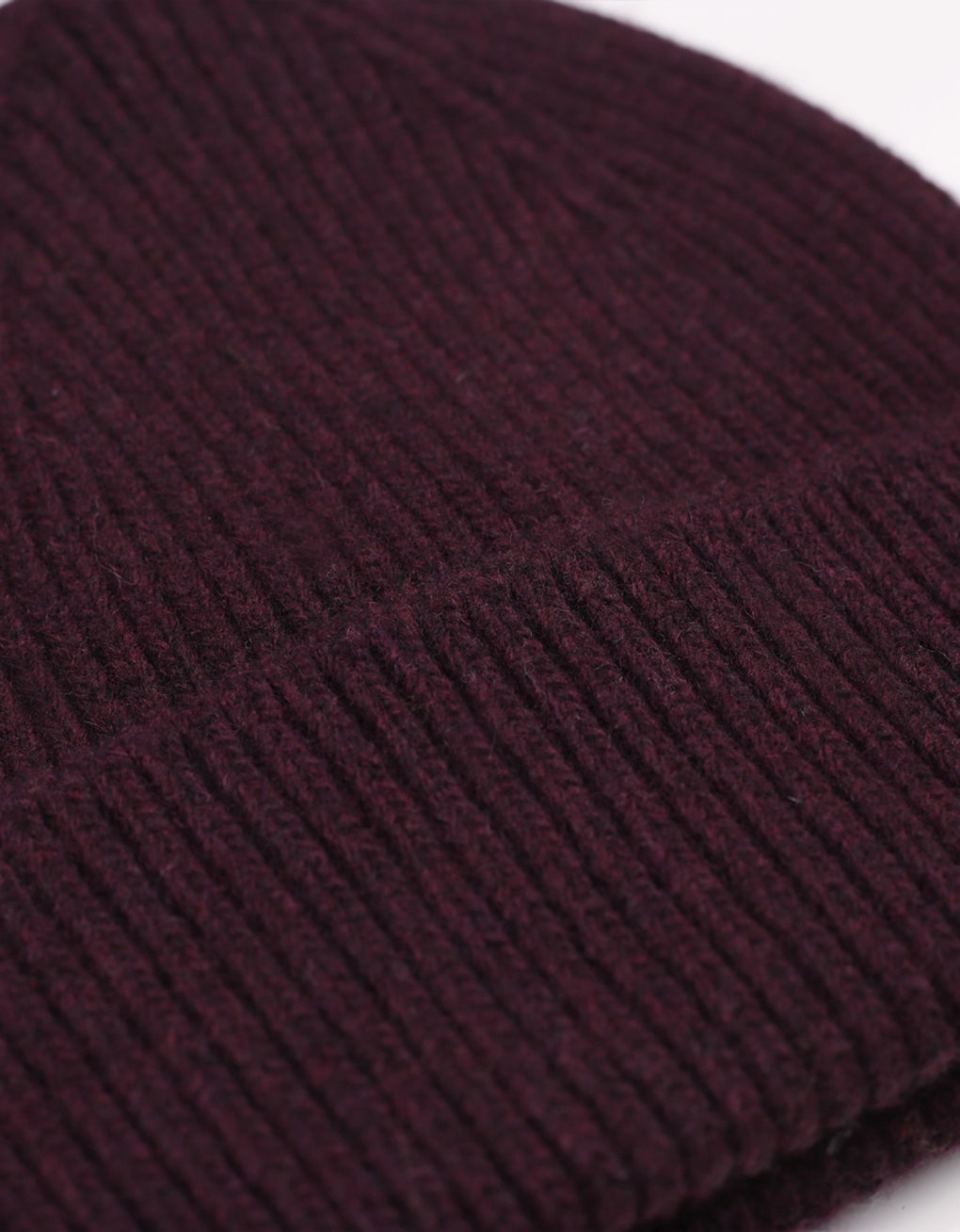 Colorful Standard Merino Wool Beanie Beanie Oxblood Red