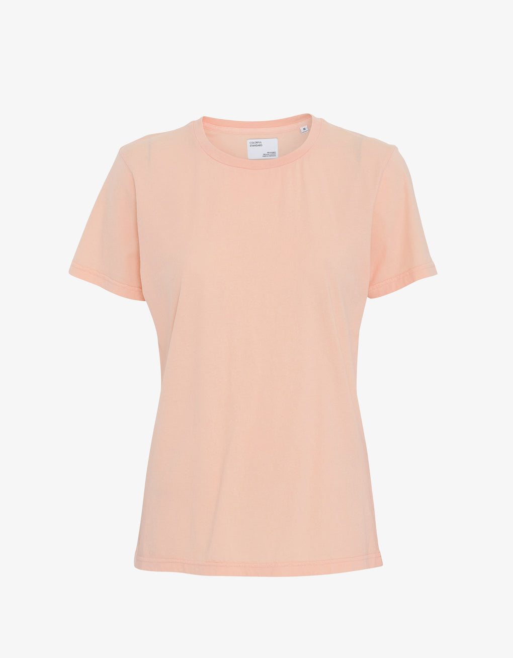 Colorful Standard Women Light Organic Tee Women T-shirt Paradise Peach