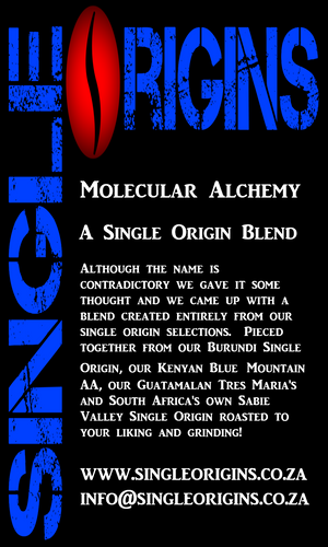 Molecular alchemy back