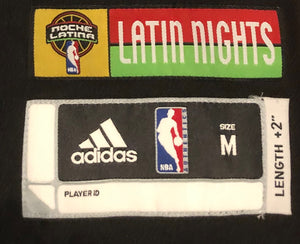 Lebron James Miami Heat Latin Nights/Noche Latina Jersey