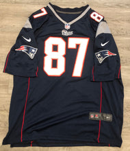 Load image into Gallery viewer, Gronkowski New England Patriots Jersey, XL