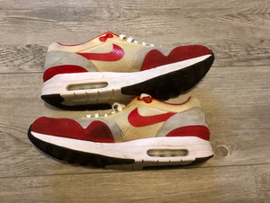Nike Air Max University Red, 2010, Size 10