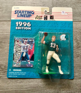 Dan Marino 1996 Starting Lineup Figure