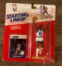 Load image into Gallery viewer, Bernard King 1988 Starting Lineup Figure