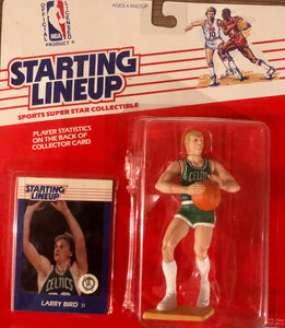 Larry Bird 1988 Starting Lineup Figure