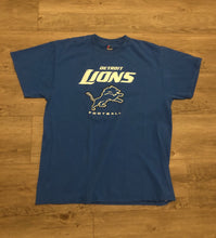 Load image into Gallery viewer, Detroit Lions Majestic Brand Tee, L