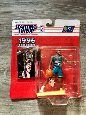 Grant Hill 1996 Starting Lineup Figure