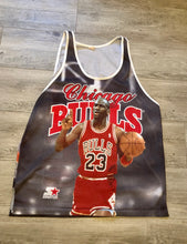 Load image into Gallery viewer, Michael Jordan Starter Jersey, L