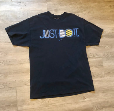 Nike Just Do It Tee, L