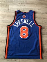 Load image into Gallery viewer, Latrell Sprewell NY Knicks Jersey, L