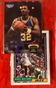Karl Malone 1993 Starting Lineup Figure