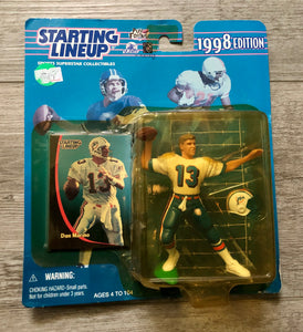 Dan Marino 1998 Starting Lineup Figure