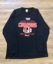 Load image into Gallery viewer, Boston Red Sox 2004 World Series Long Sleve T-shirt