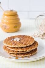 Load image into Gallery viewer, Rip Van Wafels Snack Wafels, Dutch Caramel & Vanilla, 12 Count, 13.92 oz (PACKAGING MAY VARY): Amazon.com: Grocery & Gourmet Food