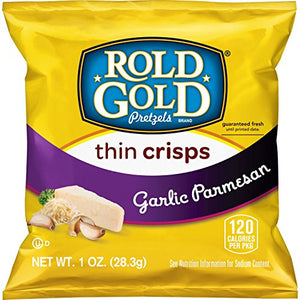 Rold Gold Tiny Twists Pretzels, 1 Ounce (Pack of 40)