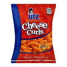 Load image into Gallery viewer, Utz Jumbo Snack Variety Box, Mix of Potato Chips, Cheese Curls, Popcorn, & Pretzels, 60 Count