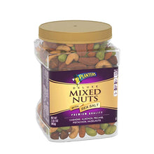 Load image into Gallery viewer, Planters Deluxe Salted Mixed Nuts (34oz Jar)