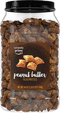 Load image into Gallery viewer, Peanut Butter-Filled Pretzels, 44 Ounce