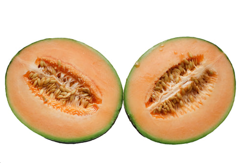 Case of Cantaloupes