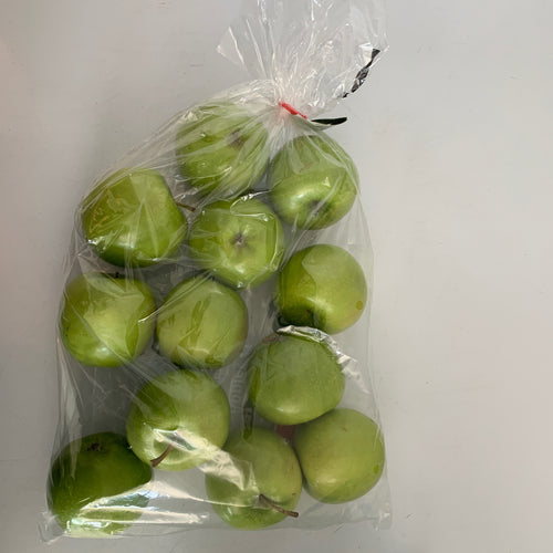 Bag of Granny Smith Apples