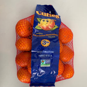 Bag of Clementines