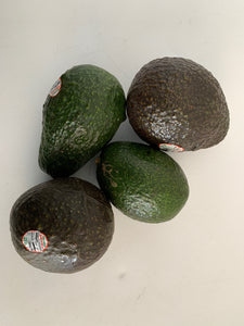 Avocado- Bag of 4