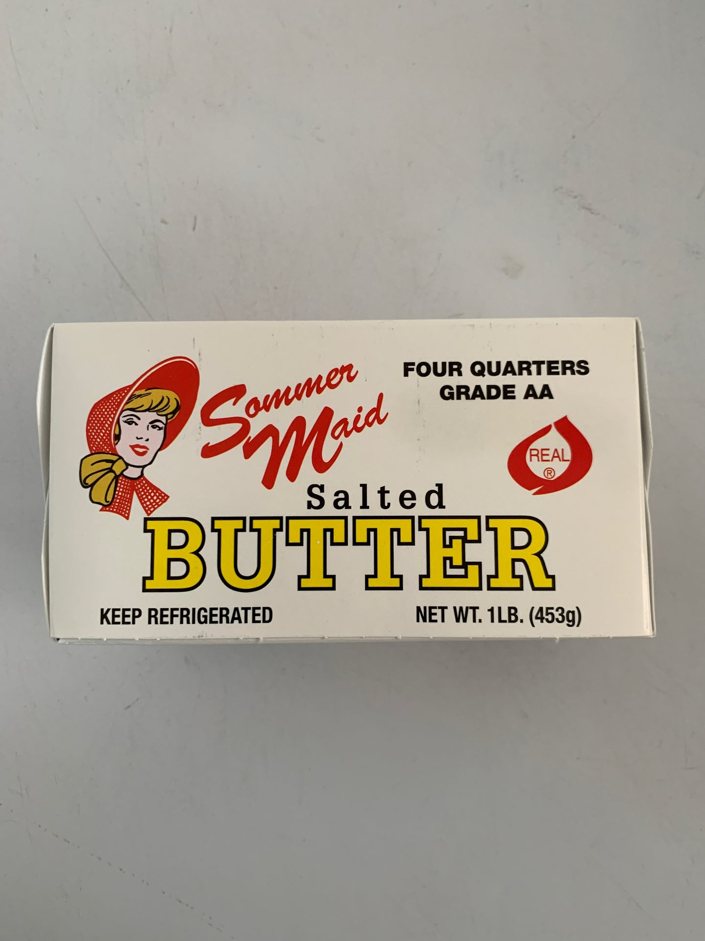 Sommer Maid Salted Butter - 1LB